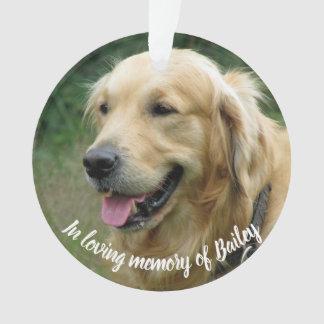 Adorno Memoria cariñosa conmemorativa del recuerdo el |