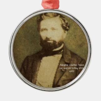 Adorno Metálico Adolfo Charles Adán, 1855