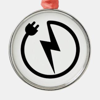 Adorno Metálico Alambre del electricista