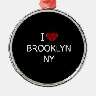 Adorno Metálico Amo Brooklyn, NY