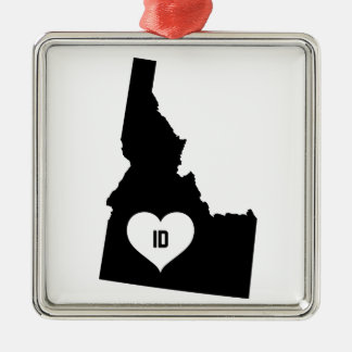 Adorno Metálico Amor de Idaho