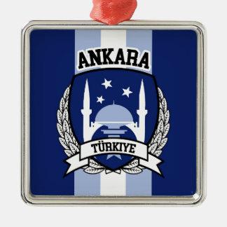 Adorno Metálico Ankara