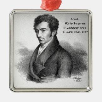 Adorno Metálico Anselm Huttenbrenner 1837