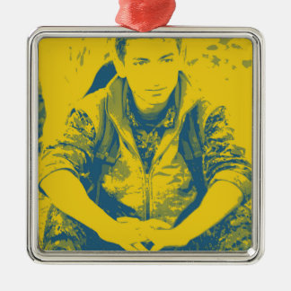 Adorno Metálico Arte 4 del soldado 3 de YPG