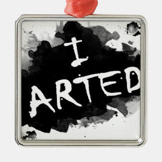 Adorno Metálico Arted