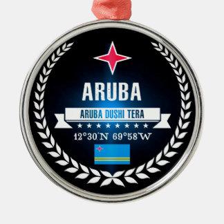 Adorno Metálico Aruba