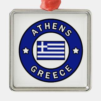 Adorno Metálico Atenas Grecia