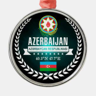 Adorno Metálico Azerbaijan