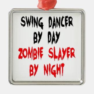 Adorno Metálico Bailarín del oscilación del asesino del zombi