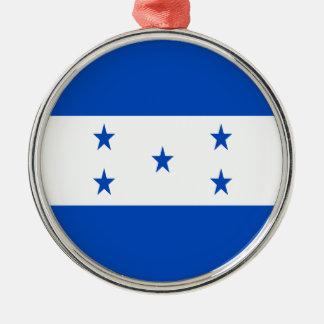 Adorno Metálico ¡Bajo costo! Bandera de Honduras