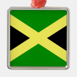 Adorno Metálico ¡Bajo costo! Bandera de Jamaica