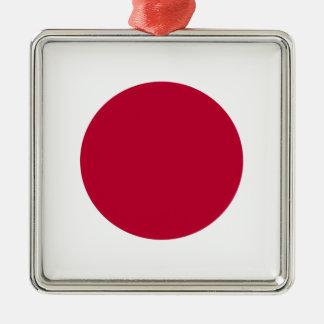 Adorno Metálico ¡Bajo costo! Bandera de Japón