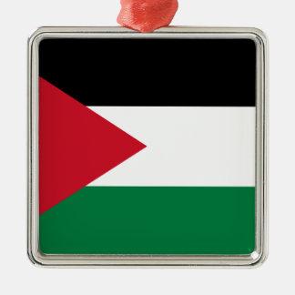 Adorno Metálico ¡Bajo costo! Bandera de Jordania