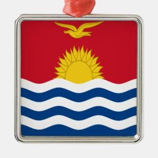 Adorno Metálico ¡Bajo costo! Bandera de Kiribati