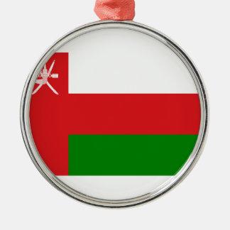 Adorno Metálico ¡Bajo costo! Bandera de Omán