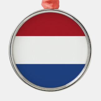 Adorno Metálico ¡Bajo costo! Bandera holandesa