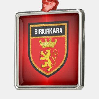 Adorno Metálico Bandera de Birkirkara