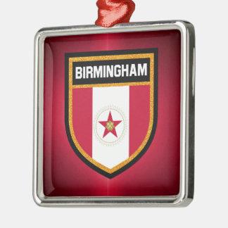 Adorno Metálico Bandera de Birmingham