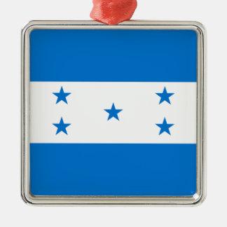 Adorno Metálico Bandera de Honduras - Bandera Hondureña de