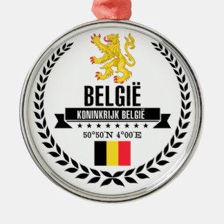 Adorno Metálico Bélgica