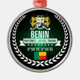 Adorno Metálico Benin