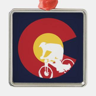 Adorno Metálico Bici de montaña Colorado