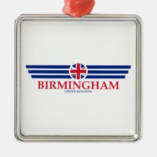 Adorno Metálico Birmingham