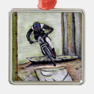 Adorno Metálico Bmx del mtb de Llandegla de la bici de montaña