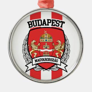 Adorno Metálico Budapest