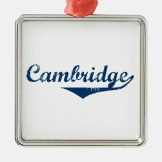 Adorno Metálico Cambridge