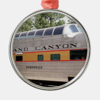 Adorno Metálico Carro ferroviario del Gran Cañón, Arizona