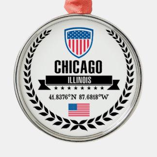 Adorno Metálico Chicago