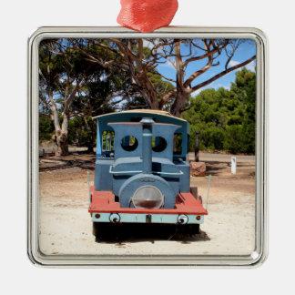 Adorno Metálico Chicloso, locomotora 2 del motor del tren