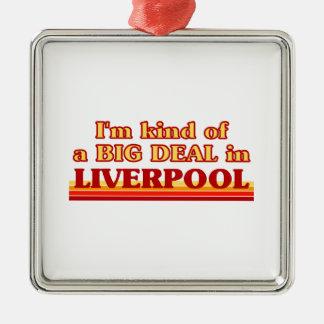 Adorno Metálico Clase de I´m de una gran cosa en Liverpool