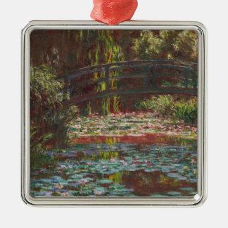 Adorno Metálico Claude Monet