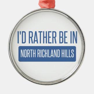 Adorno Metálico Colinas del norte de Richland
