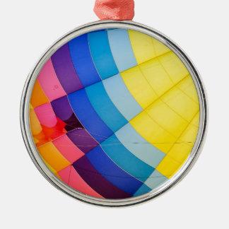 Adorno Metálico Colorido abstracto