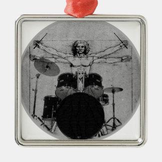 Adorno Metálico copia del tambor