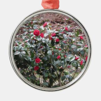 Adorno Metálico Cultivar antiguo de la flor del japonica de la