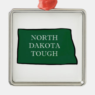 Adorno Metálico Dakota del Norte duro