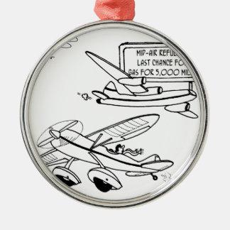 Adorno Metálico Dibujo animado 3682 del vuelo