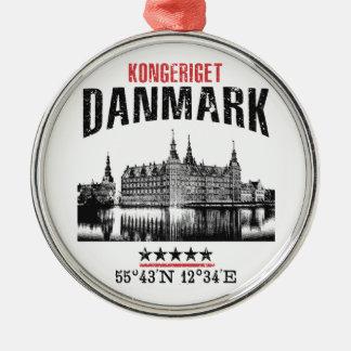 Adorno Metálico Dinamarca