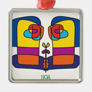 Adorno Metálico diseñador del arte/ilustracion conectados de las
