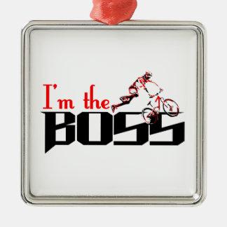 Adorno Metálico Diseños de la bici de Boss