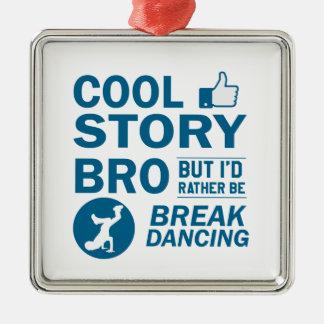 Adorno Metálico Diseños frescos del break dance