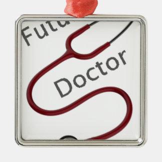 Adorno Metálico Doctor futuro el Dr.