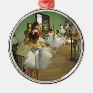Adorno Metálico Edgar Degas la clase de danza