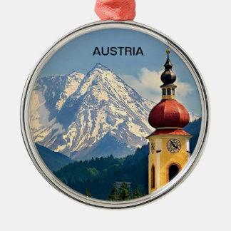 ADORNO METÁLICO EL TYROL, AUSTRIA