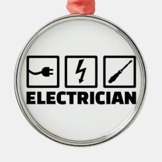 Adorno Metálico Electricista