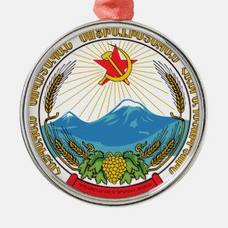 Adorno Metálico Emblema de la república socialista soviética